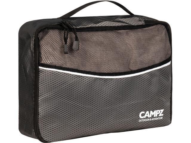 CAMPZ Järjestäjälaukku S, grey